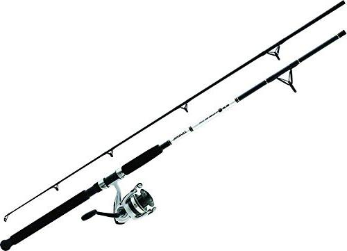 Daiwa D-Wave Saltwater Spinning Combo (2 Piece) surf fishing rods