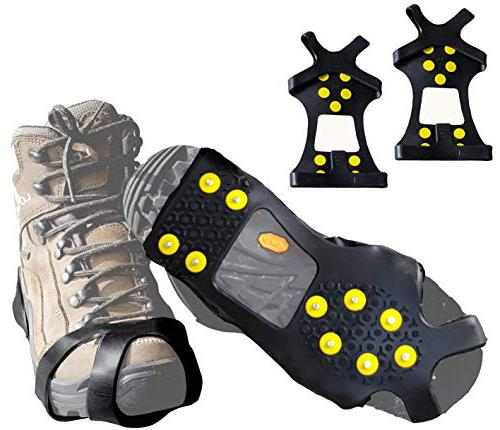 Limm Crampons Cleats ice traction for shoes