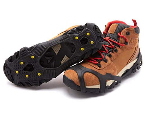 ICETRAX V3 Tungsten Winter ice traction for shoes