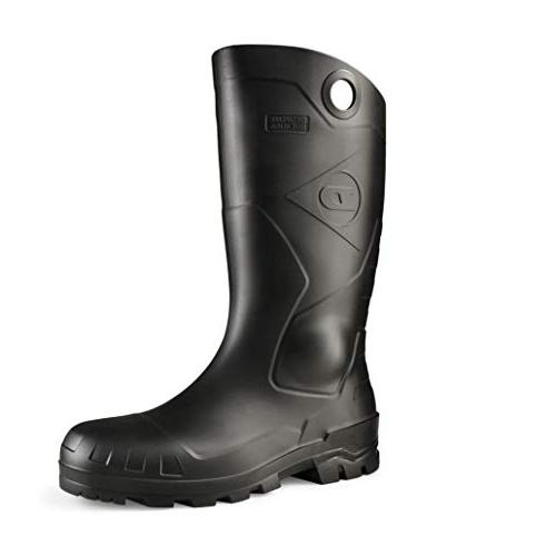 Dunlop 8677507 Chesapeake 100% Waterproof PVC rubber boots