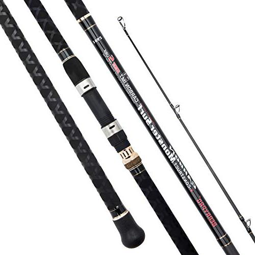 BERRYPRO Spinning surf fishing rods