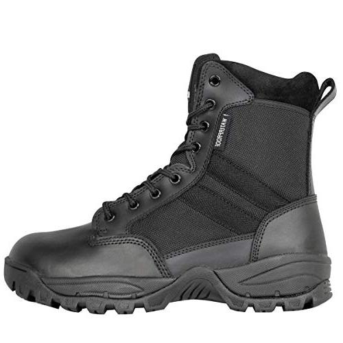 Maelstrom Men's TAC FORCE Waterproof Military tactical boot