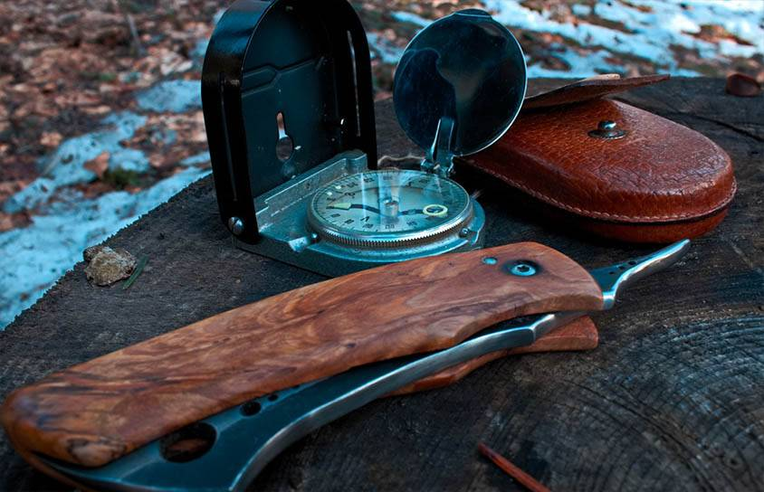 Survival Kit for the Woods
