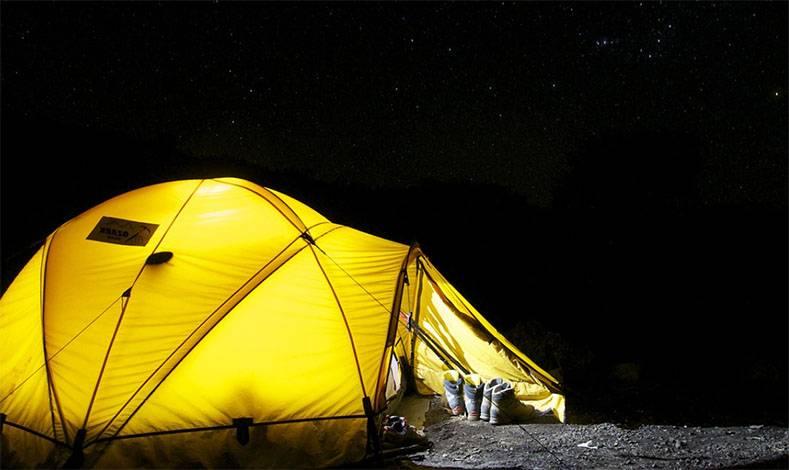 Set Up a Tent