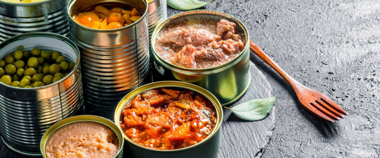 What is the best canned food for camping