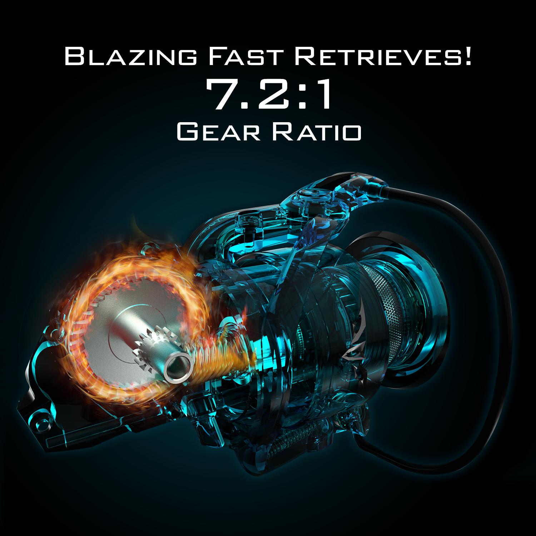 KastKing Speed Demon Spinning Reel